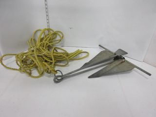 ANCHOR W  ROPE   YEllOW