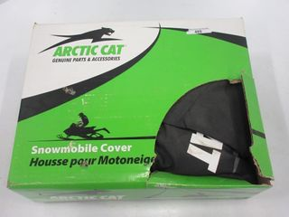 SNOWMOBIlE COVER