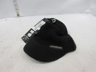 HAT   MOTORFIST  BlACK KNIT