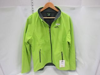 JACKET   lIME  WOMENS Xl