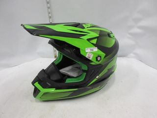 HElMET   ARCTIC CAT GREEN  l