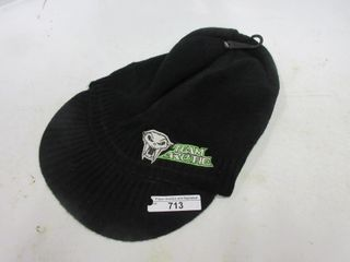 HAT   KNIT  BlACK
