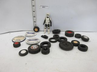 lOT  TOY WHEElS  MISC