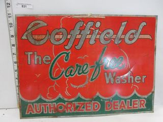 SIGN   COFFIElD