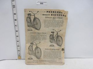 BICYClE CATAlOG  MISC