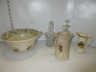 lOT  BOWl  PITCHERS  MISC