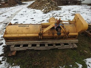 Model 917A Ford 3PH  Flail Mower  7ft