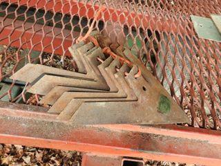 8 New John Deere Shovel Cultivator Sweeps