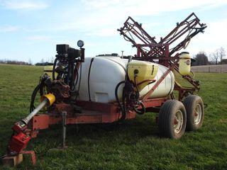 Hardi TR500C Incorporating or Direct Sprayer