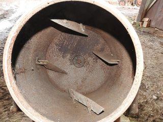 3PH  Hydraulic Tip Cement Mixer