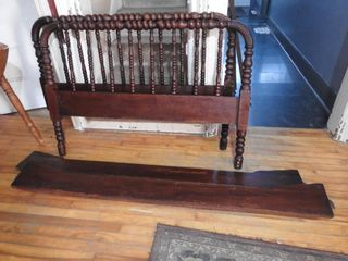 Antique Jenny lyn Bed Frame 6ft long X 55 inch