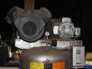Air Compressor with 5 HP Motor