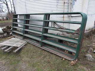 12ft  Diamond Bar Gate