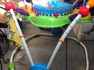 Baby Einstein musical bouncer
