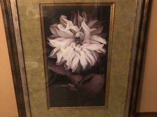 Floral Decorative wall art 32x44
