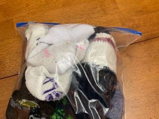 Bag of socks