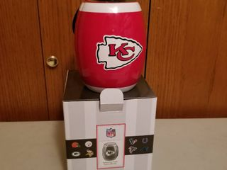 Scentsy NFl Kansas City Chiefs warmer  new in box