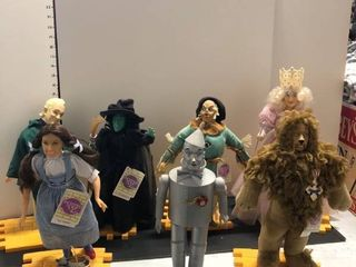Wizard of Oz collectible figurines