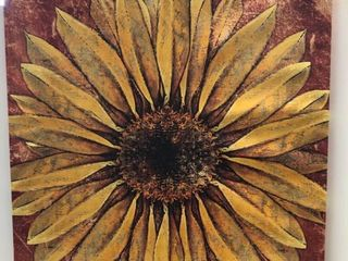 Sunflower Canvas wall art