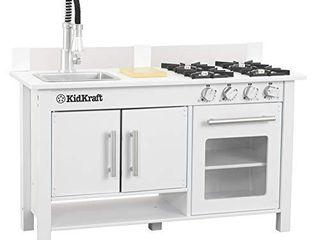KidKraft little Cook s Work Station Kitchen  White  53407