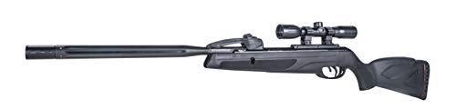 Gamo 6110068754 Swarm Whisper Air Rifle   177 Caliber Black