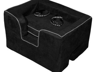Dogs Gear Dogs Booster Car Seat  Black