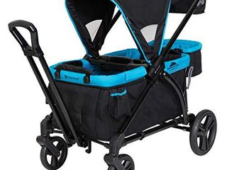 Baby Trend Expedition 2 in 1 Stroller Wagon PlUS  Ultra Marine
