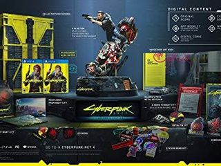 Cyberpunk 2077  Collector s Edition   PlayStation 4