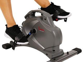 Sunny Health   Fitness SF B0418 Mini Exercise Bike  Under Desk