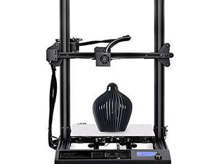 3D Printer SUNlU S8 Dual Axis Model Dual Z  Ultra Easy Assembly 3D Printer  310 x 310 x 400mm large Build Size with Heated Bed  Resume Printing   Filament Detection