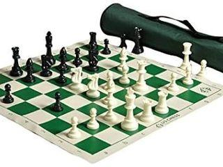 Wholesale Chess Archer Chess Set Combo green