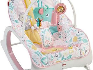 Fisher Price Infant to Toddler Rocker  Pink