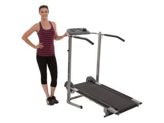 Exerpeutic High Capacity Magnetic Treadmill   100Xl