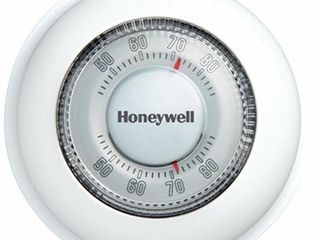 Round Manual Thermostat