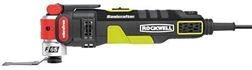 Rockwell Sonicrafter Vibrafree F65