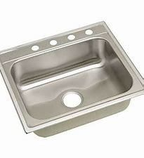 Elkay Top Mount Single Bowl Kitchen Sink
