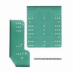 AlignRight Installation Kit For Easy Mounting of Knobs   Pulls