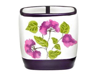 Popular Bath Jasmine Toothbrush Holder  Plum