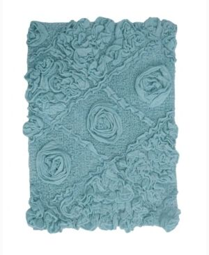Modesto Bath Rug  17 x24    Blue  Retail 79 98