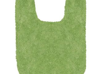 Mohawk Royal Bath Rug  1 9x2  Apple Green