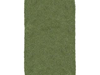 Mohawk Royal Bath Rug  1 9x2 10  Ivy Green