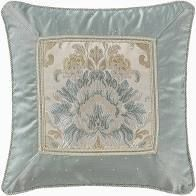 Marquis by Waterford Warren Multicolor 1 throw pillow