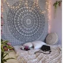 Oussum Bohemian Mandala Tapestry Wall Hanging Indian Throw Tapestries Queen Bed Sheets
