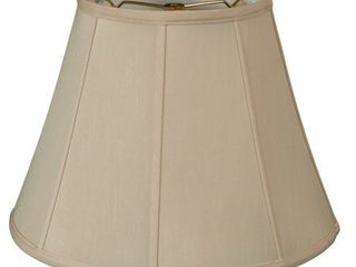 Royal Designs Deep Empire lamp Shade  Beige  8 x 14 x 11