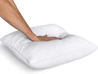 Utopia Bedding Throw Pillow Insert  Pack of 1  White    22 x 22 Inches