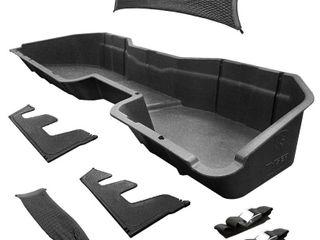 Underseat Storage Box Fit 14 18 Silverado Sierra 1500  15 19 2500HD 3500HD   Crew Cab TG CB5C2238