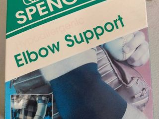 Spenco Hypoallergenic Reversible Elbow Support Brace  Size Is Unisex Medium