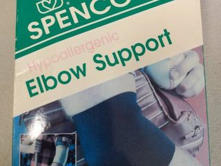 Spenco Hypoallergenic Reversible Elbow Support Brace  Size Is Unisex large
