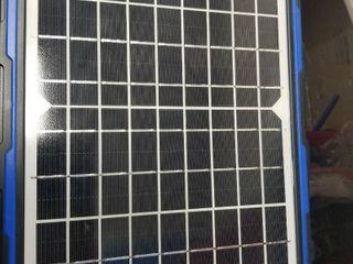 Hanging Solar Panel