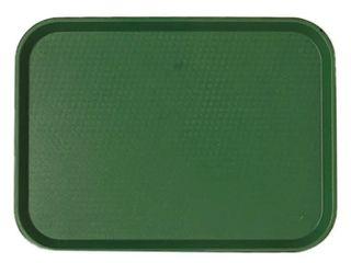 Cambro 1418FF119 Plastic Fast Food Tray   17 3 4 l x 13 4 5 W 12 Pack